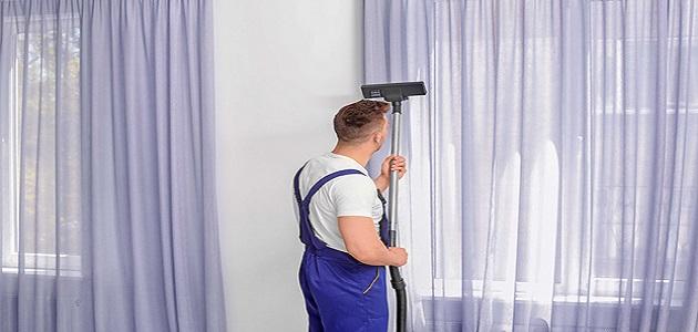 تنظيف ستائر بالمدينة المنورة